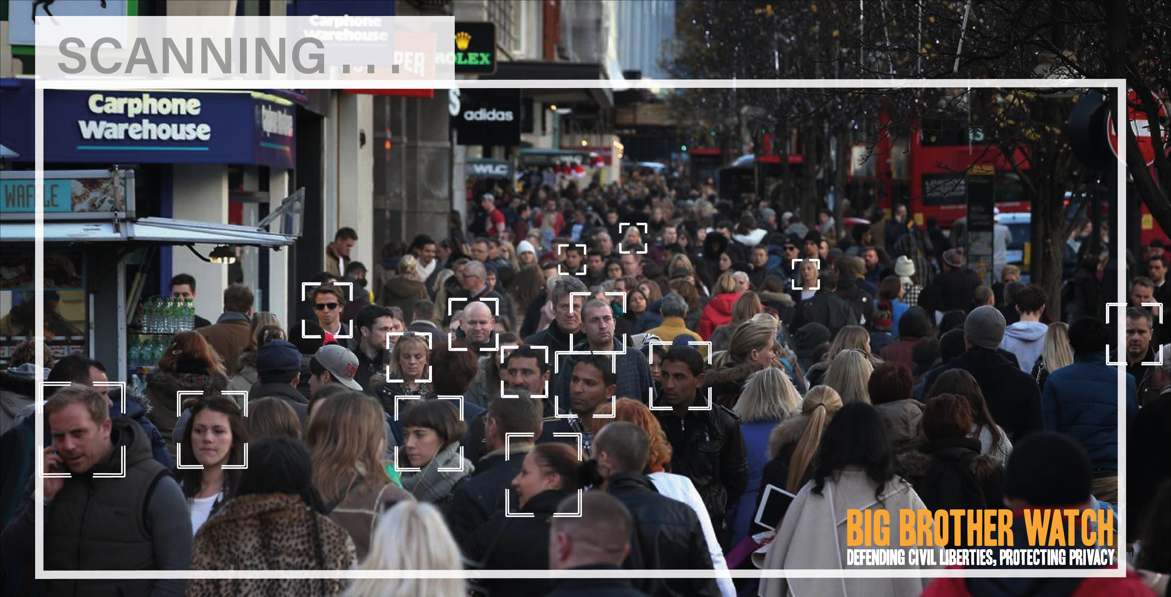 Bildergebnis für face recognition police