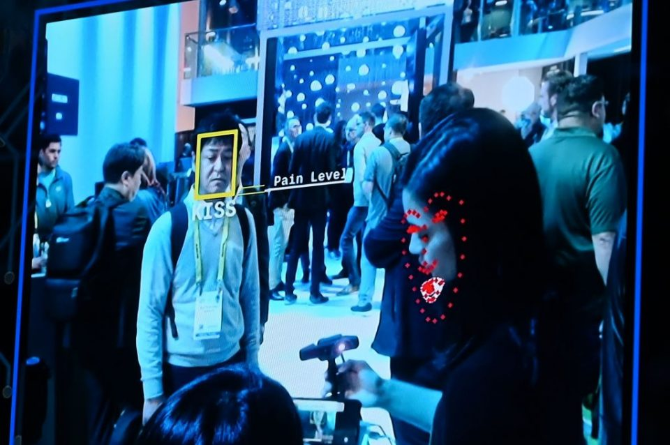 City AM – Debate: Should you be worried about live facial recognition?